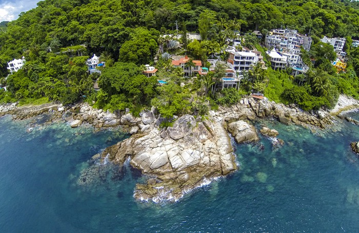 Villa Padre Puerto Vallarta Real Estate