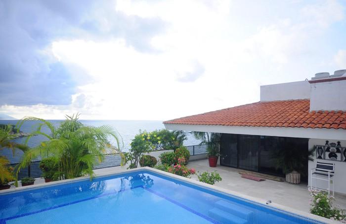 Jolla de Mismaloya Penthouse Puerto Vallarta Real Estate