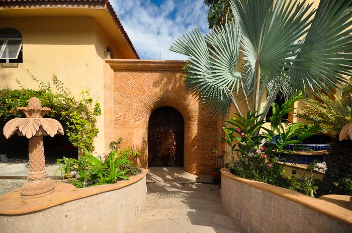 Villa Tina.