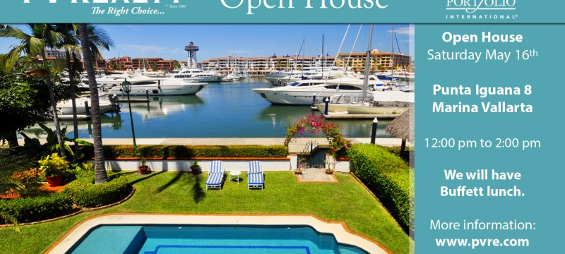 Open House Puerto Vallarta Real Estate