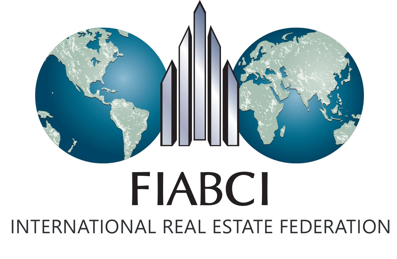 International Real Estate Federation FIABCI pv realty is also a disntinguished member of: PV REALTY IS ALSO A DISNTINGUISHED MEMBER OF: logo