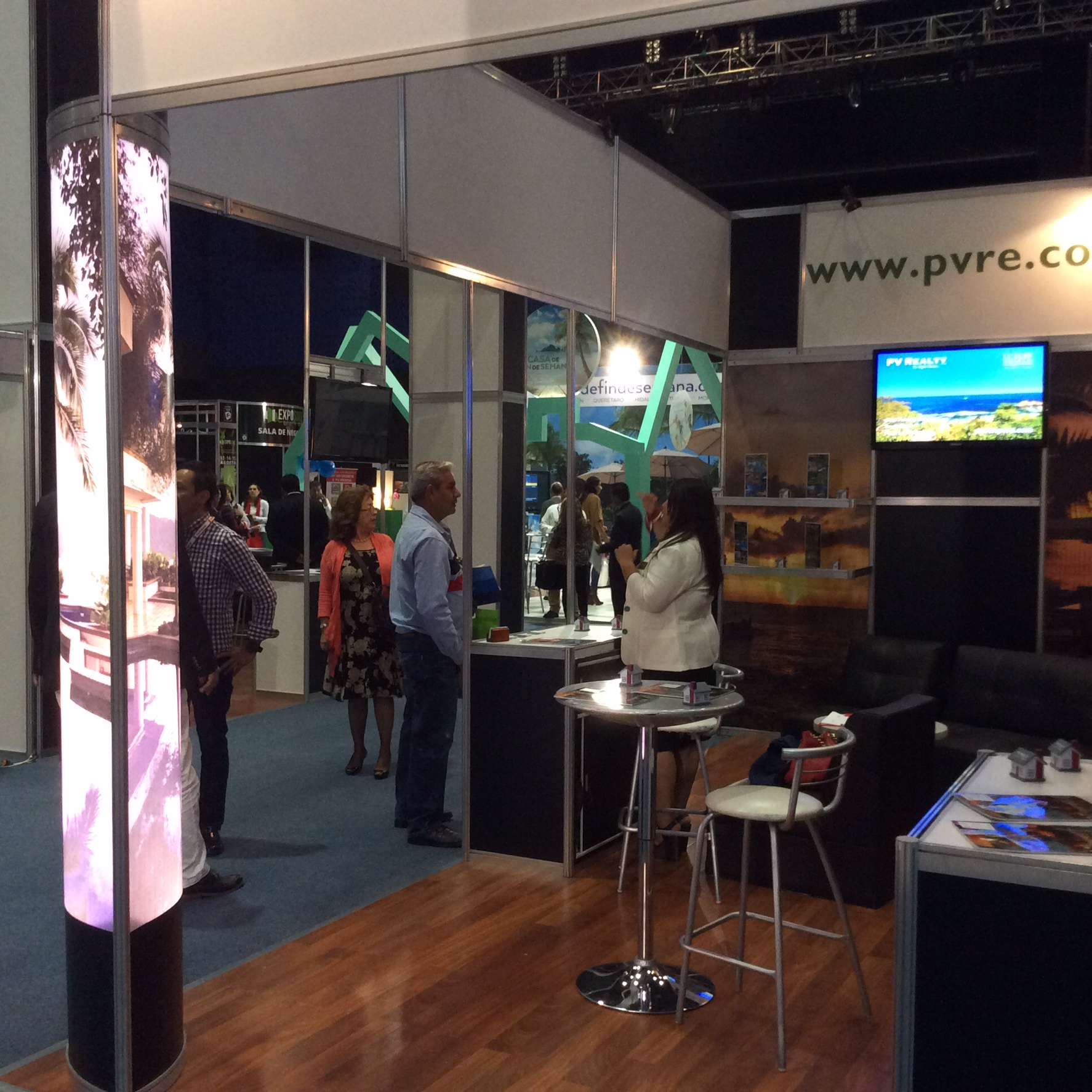 Expo SIME 2015  PV Realty, Trabajando para sus distinguidos clientes.  PV Realty  Working for its distinguished clients. IMG 2344